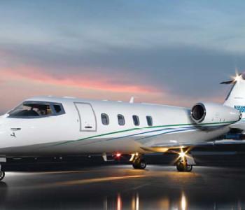 Learjet 55.60