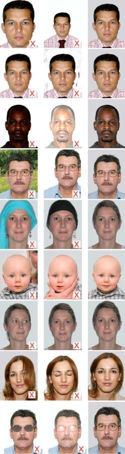 фото на визу шенген